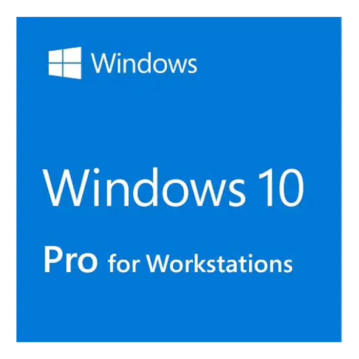 Windows 10 Pro for Workstation 64-bit DVD OEM