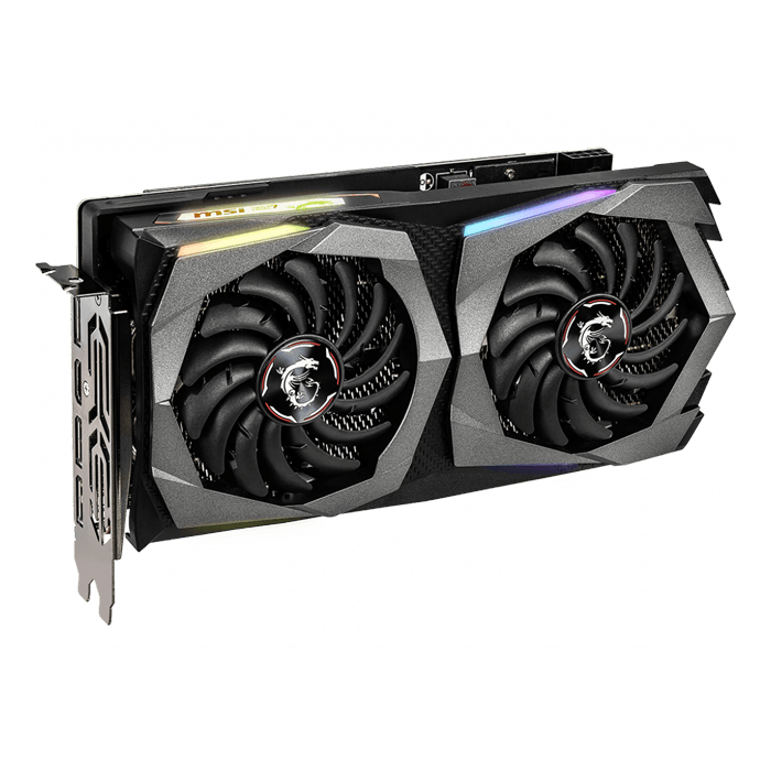 GeForce RTX™ 2060 GAMING Z 6G, 1365 - 1830MHz, 6GB GDDR6, Graphics Card