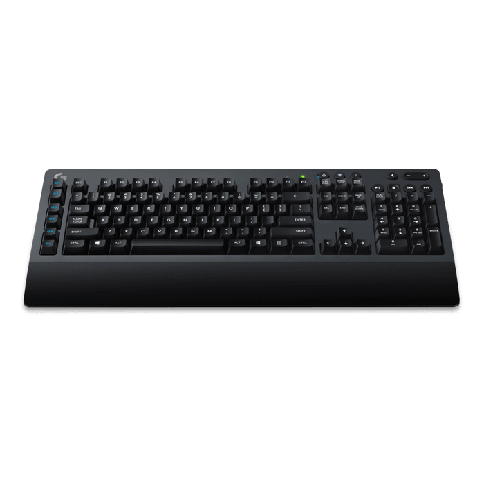 G613, Romer-G Tactile Switches, Bluetooth Wireless USB, Black, Mechanical Gaming Keyboard