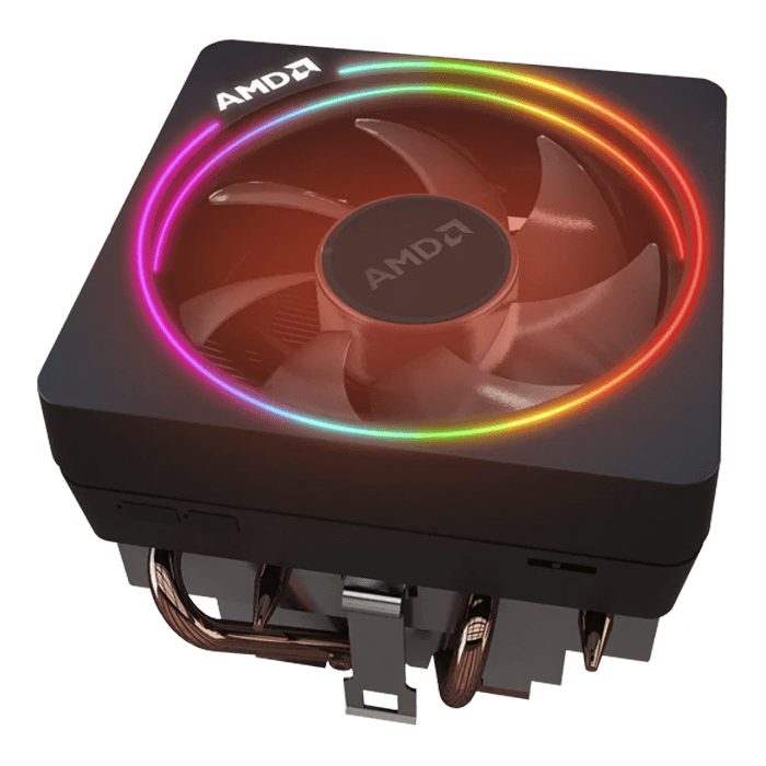 Wraith MAX w/ RGB LED, 85mm Height, Copper/Aluminum CPU Cooler