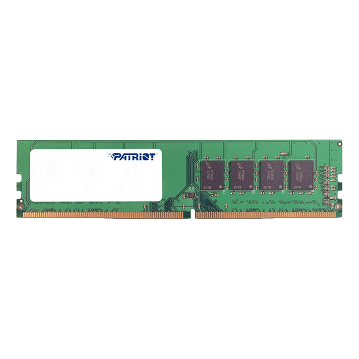 8GB Single-Rank Signature Line DDR4 2666MHz, CL19, DIMM Memory