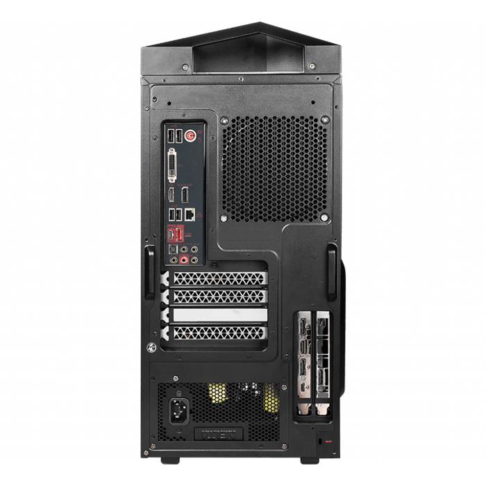 Infinite X Plus 9SF-270US, Intel® Core™ i9-9900K, 32GB DDR4 Memory, 512GB M.2 NVMe, 2TB HDD, NVIDIA® GeForce RTX™ 2080 Ti VENTUS 11G OC, Windows 10 Pro, Tower Gaming Desktop