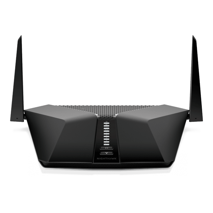 Nighthawk AX4 4-Stream AX3000, IEEE 802.11ax, Dual-Band 2.4 / 5GHz, 600 / 2400 Mbps, 1GbE 4xRJ45, 1x USB 3.0, Wireless Router