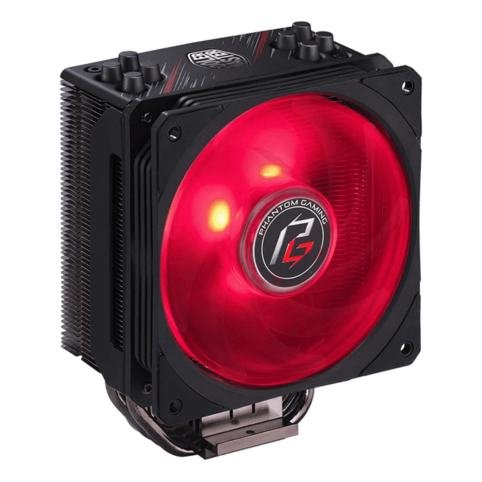 Hyper 212 RGB Phantom Gaming Edition, 158.8mm Height, 150W TDP, Aluminum CPU Cooler