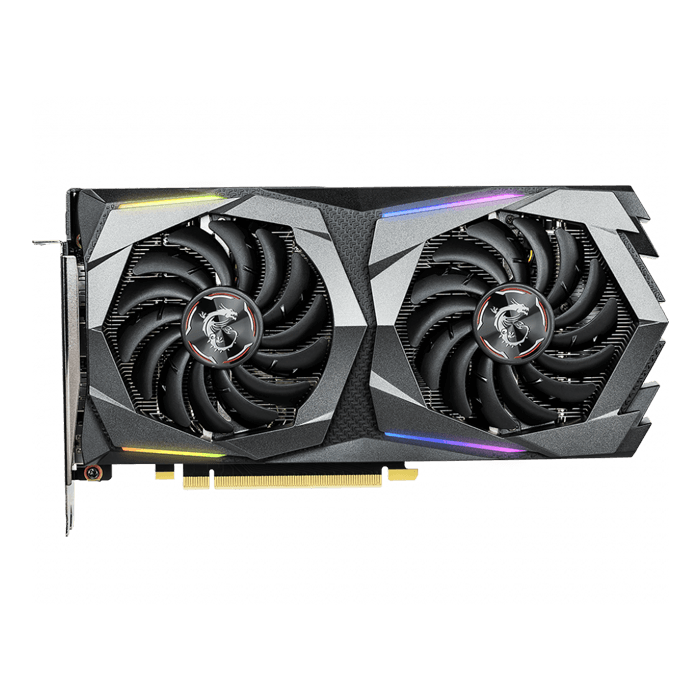 GeForce® GTX 1660 Ti GAMING X 6G, 1500 - 1875MHz, 6GB GDDR6, Graphics Card