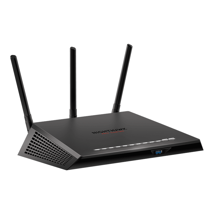 Nighthawk Pro Gaming XR300, IEEE 802.11ac, Dual-Band 2.4 / 5GHz, 450 / 1300 Mbps, 1GbE 4xRJ45, 1x USB 3.0, Wireless Router