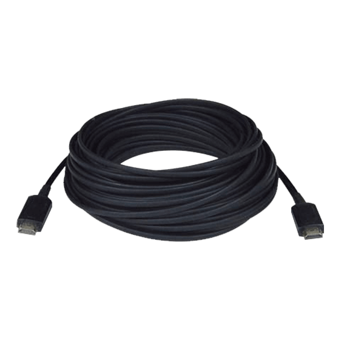 4K 18Gbps HDMI Active Optical Cable - CE/FCC/RoHS Compliant, 10 meters