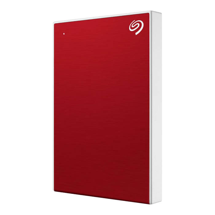 2TB Backup Plus Slim STHN2000403, USB 3.0, Red, External Hard Drive