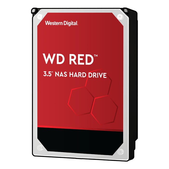 2TB Red WD20EFAX, 5400 RPM, SATA 6Gb/s, 256MB cache, 3.5-Inch HDD