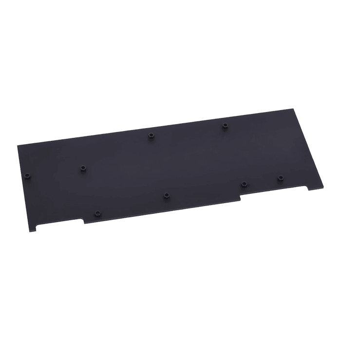 Backplate For Eisblock GPX-N RTX 2080 Ti Acetal & Plexi Light