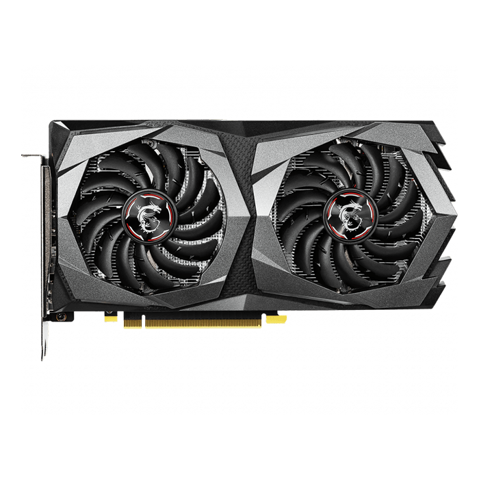 GeForce® GTX 1650 GAMING X 4G, 1485 - 1860MHz, 4GB GDDR5, Graphics Card