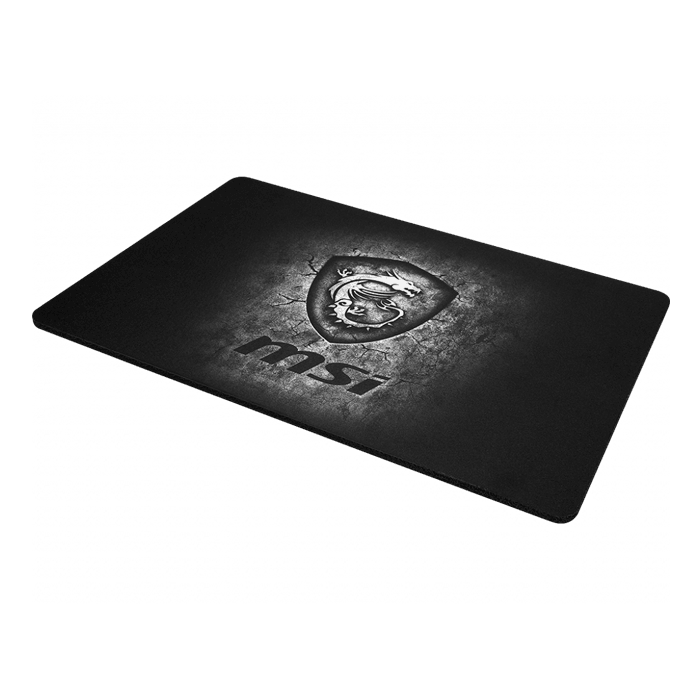 Agility GD20, Non-Slip Natural Rubber Base, Grey, Gaming Mouse Mat