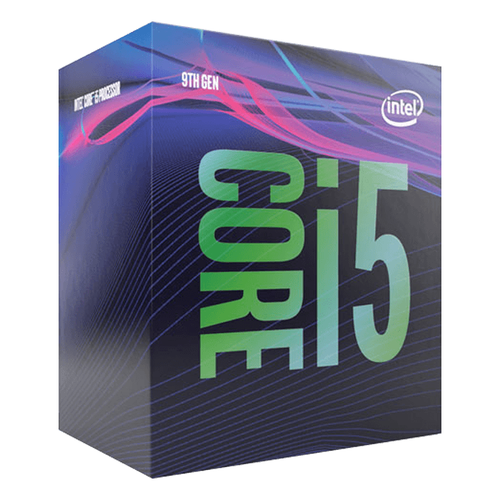 Core™ i5-9600 6-Core 3.1 - 4.6GHz Turbo, LGA 1151, 65W TDP, Retail Processor