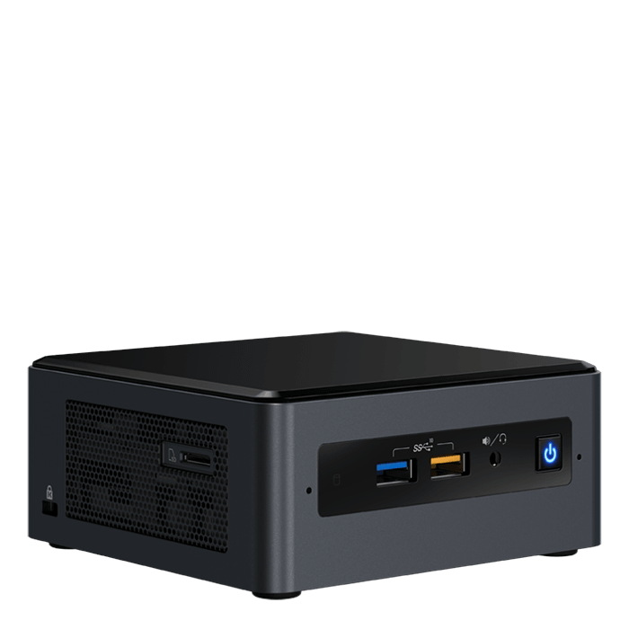 Intel® NUC 8 Home NUC8i5BEHFA 8th generation Intel® Core™ i5-8259U Mini PC