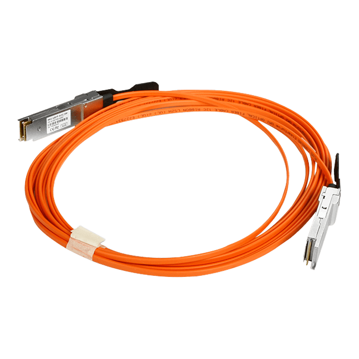 K-QSFP56-AO5M 56Gb/s QSFP+ Active Optical 5 meter Cable FDR