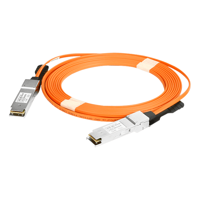 K-QSFP-AO5M 40Gb/s QSFP+ Active Optical 5 meter Cable QDR
