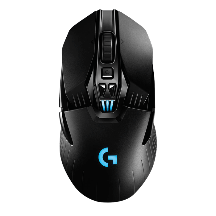 G903 LIGHTSPEED, RGB LED, 16000dpi, Wireless/Wired USB, Black, HERO 16K Sensor, Gaming Mouse