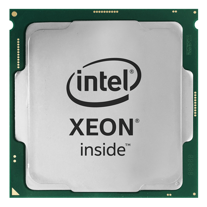 Xeon® E-2224 4-Core 3.4 - 4.6GHz Turbo, LGA 1151, 71W, OEM Processor