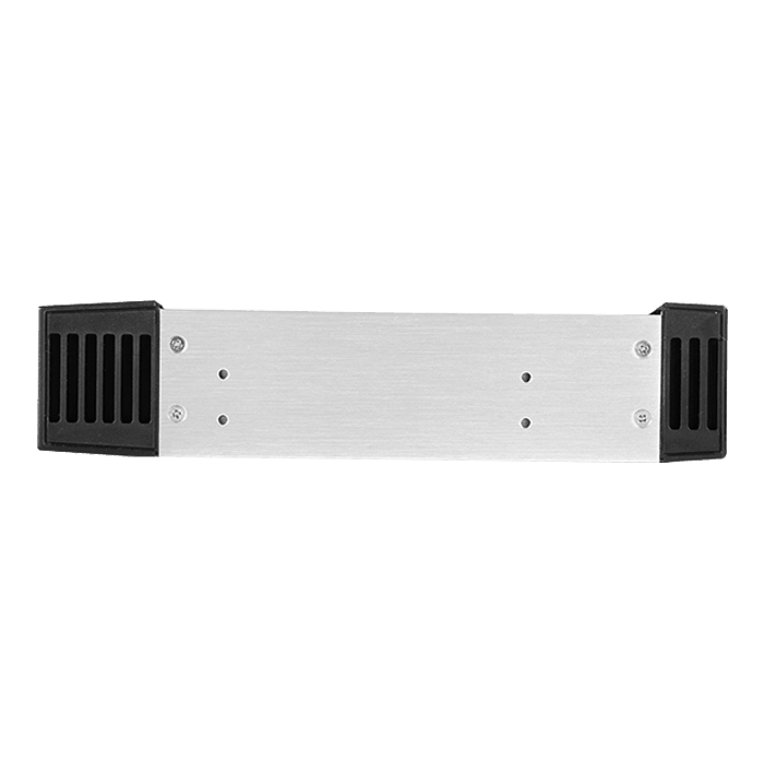 "BPN-DE110HD-SILVER Trayless 5.25"" to 3.5"" 12Gb/s HDD Hot-swap Rack"