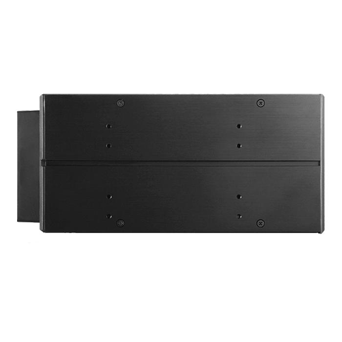 "BPN-DE230HD-BLACK Trayless 2x 5.25"" to 3x 3.5"" 12Gb/s HDD Hot-swap Rack"