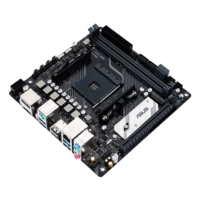 PRIME A320I-K, AMD A320 Chipset, AM4, HDMI, Mini-ITX Motherboard