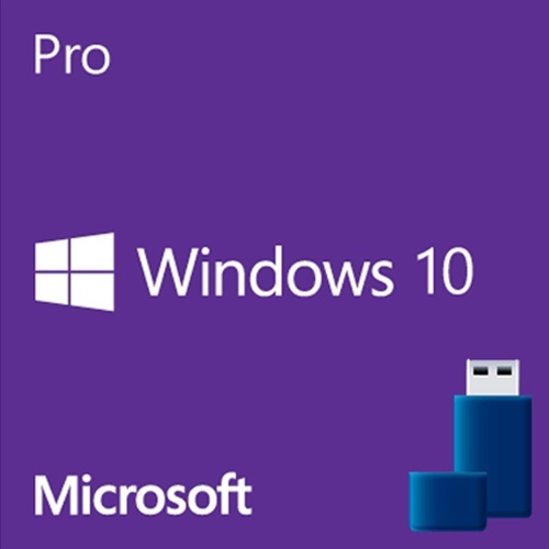 Windows 10 Pro 64-bit USB Retail