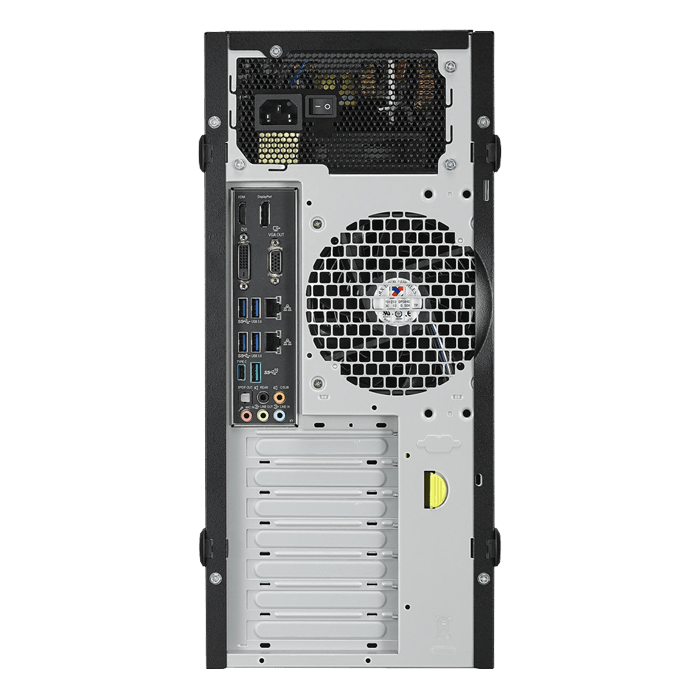 ASUS E500 G5 Tower Workstation PC