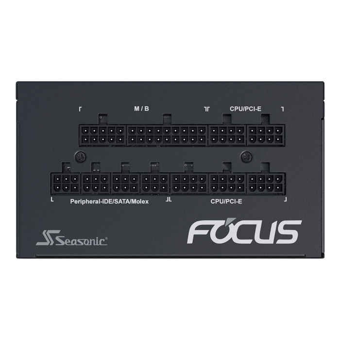 FOCUS PX-750, 80 PLUS Platinum 750W, Fully Modular, ATX Power Supply