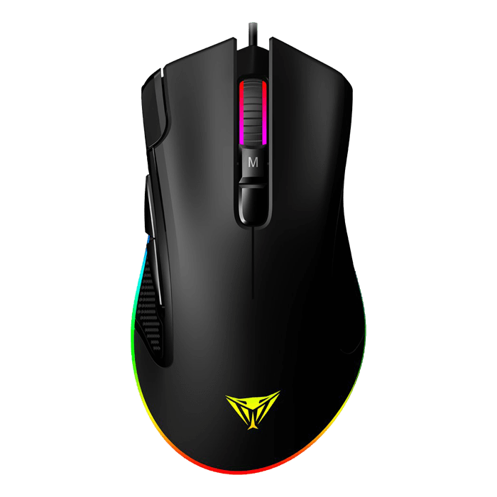 VIPER 551, RGB LED, 12,000dpi, Wired USB, Black, Optical Gaming Mouse