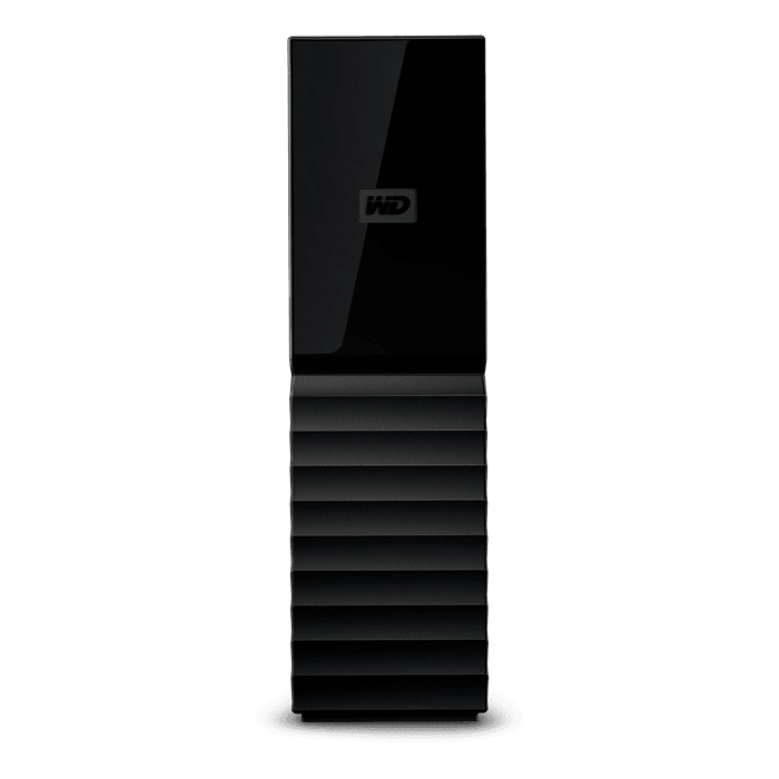 10TB My Book, USB 3.0/2.0, Portable, Black, External Hard Drive