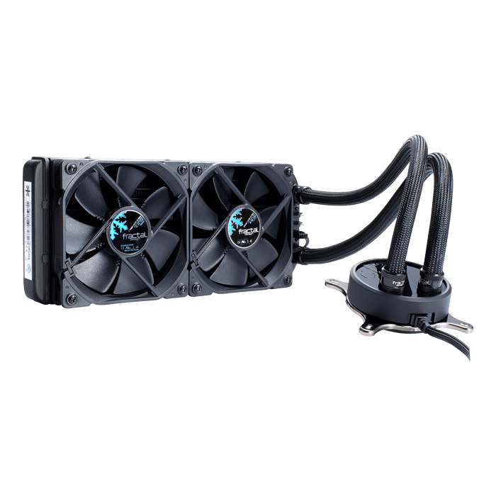 Celsius S24 Blackout, 240mm Radiator, Liquid Cooling System