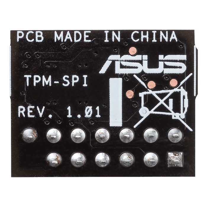 TPM-SPI Trusted Platform (TPM) Module for Asus Motherboards