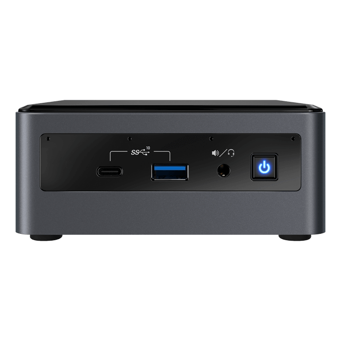 "NUC 10 Performance NUC10i3FNH, Intel® Core™ i3-10110U, 2x DDR4 SO-DIMM, M.2, 2.5"" HDD/SSD, Intel® UHD Graphics, Mini PC Barebone"