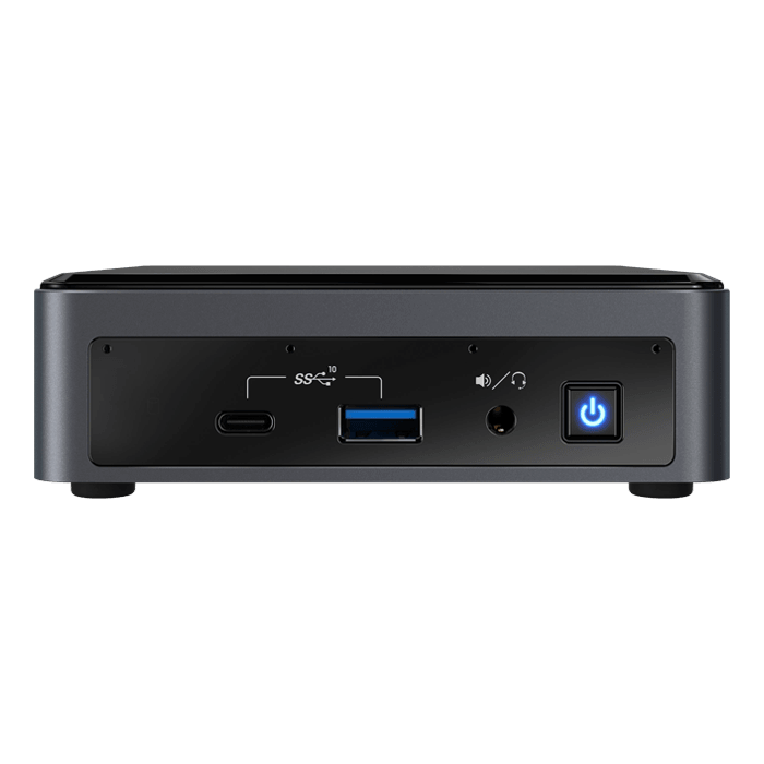 NUC 10 Performance NUC10i5FNK, Intel® Core™ i5-10210U, 2x DDR4 SO-DIMM, M.2, Intel® UHD Graphics, Mini PC Barebone