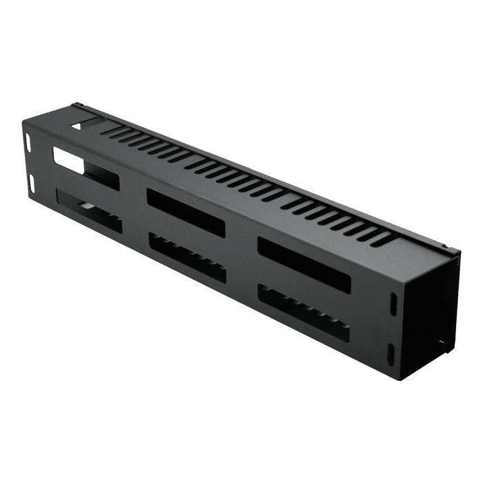 WNG2710-DWR3CM2UB 27U 1000mm Depth Rack-mount Server Cabinet with 3U Sliding Drawer with Key Lock and 2U Cable Management Rack Kit
