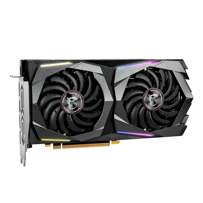 GeForce® GTX 1660 SUPER™ GAMING X, 1530 - 1830MHz, 6GB GDDR6, Graphics Card