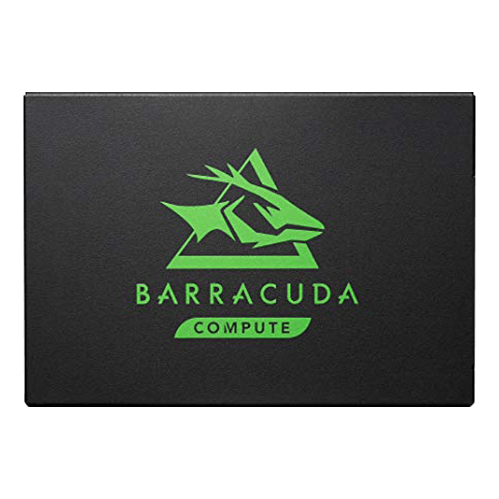 250GB BarraCuda 120 7mm, 560 / 540 MB/s, 3D TLC, SATA 6Gb/s, 2.5-Inch SSD