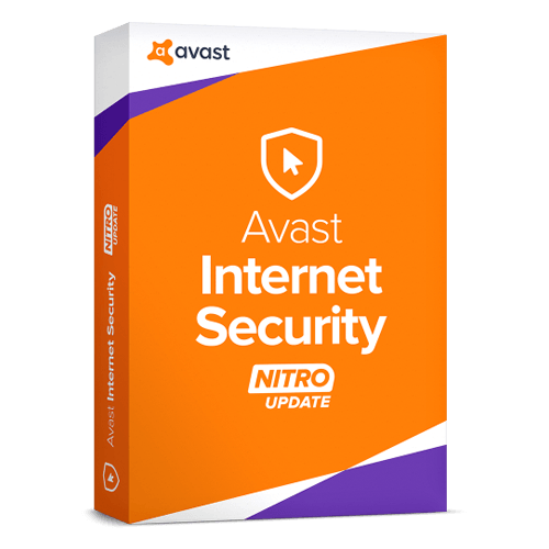 Avast Internet Security 5 PCs, 1 Year