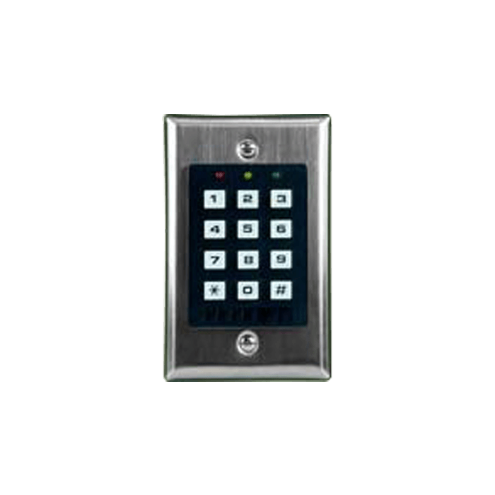 Access Control Digital Keypad, Powered