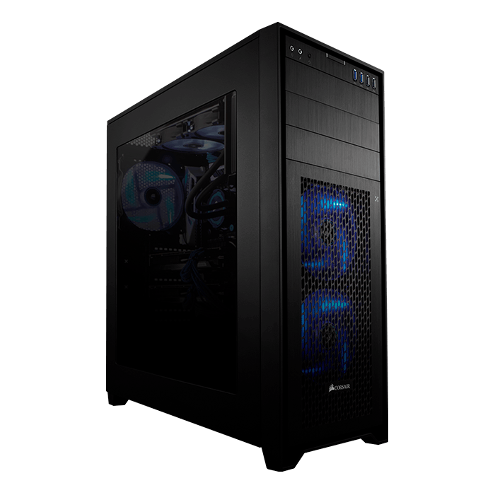 AMD TRX40 2-way GPU Tower Gaming Desktop