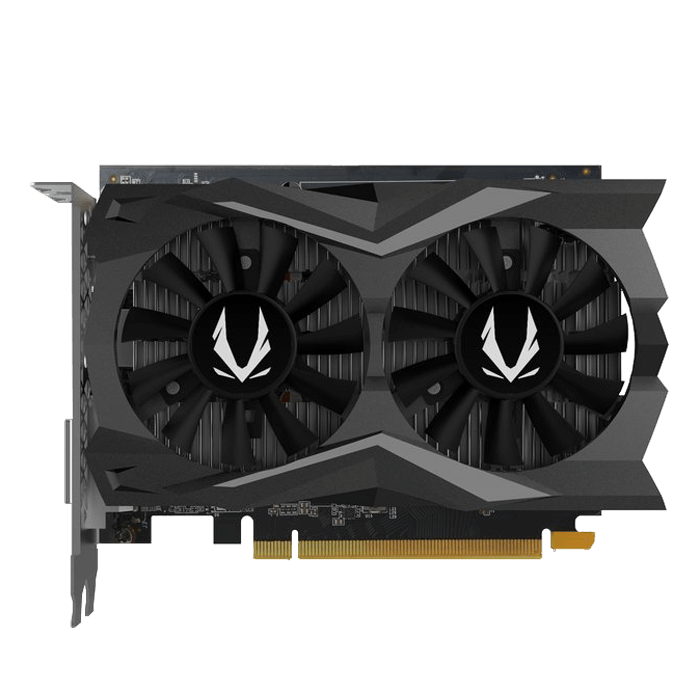 GeForce® GTX 1650 SUPER™ GAMING Twin Fan, 1530 - 1725MHz, 4GB GDDR6, Graphics Card