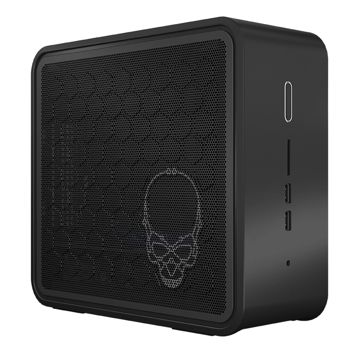 NUC 9 Extreme NUC9i7QNX, Intel® Core™ i7-9750H, 2x DDR4 SO-DIMM, 3x M.2, Intel® UHD Graphics 630, Mini PC Barebone