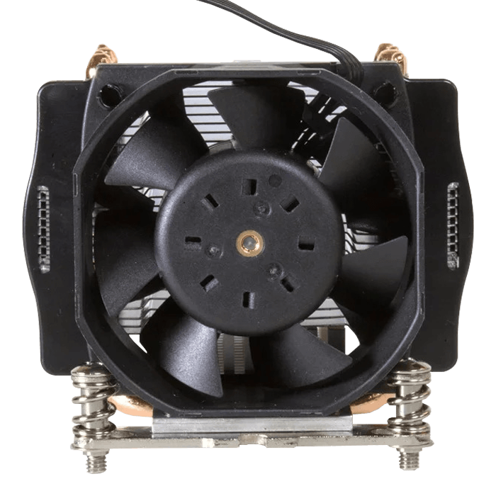 A24, 67mm Height, 105W TDP, Copper/Aluminum CPU Cooler