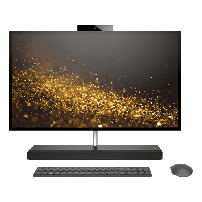 "ENVY 27-b235t X6C16AA#ABA, 27"" QHD IPS anti-glare touch screen All-in-One, Intel® Core™ i7+8700T, 16GB DDR4 Memory, 16GB Intel® Optane™ Memory, 2TB HDD, NVIDIA® GeForce® GTX 1050 4GB Graphics, Windows 10 Home"