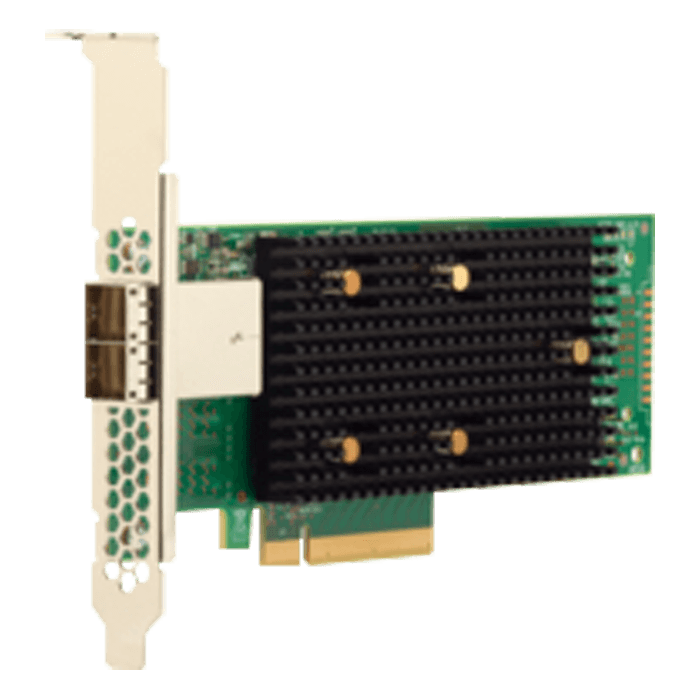 9400-8e, SATA/SAS, 8-Port, PCIe 3.1 x8, Host Bus Adapter