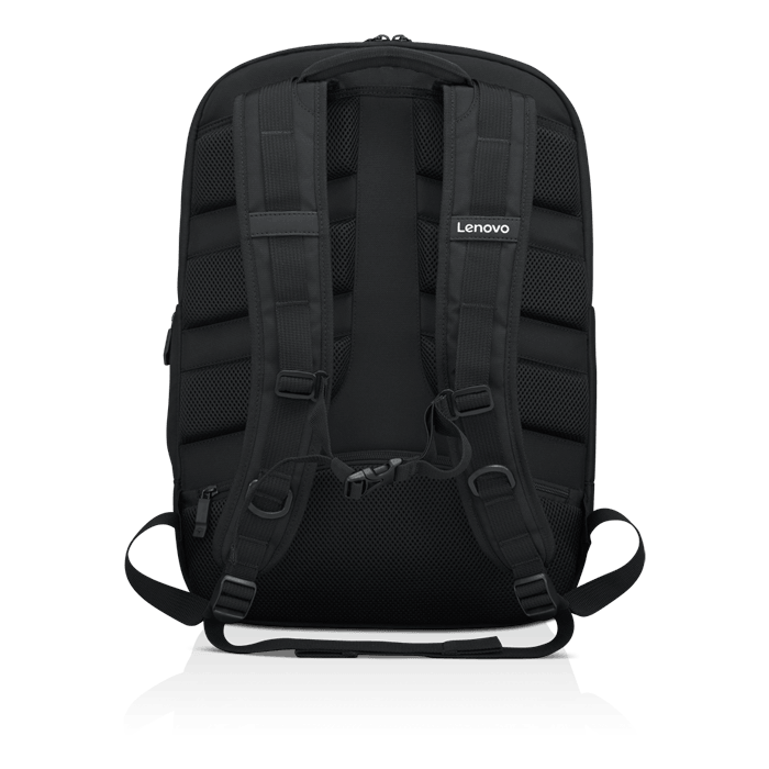"Legion Armored Backpack II 17"", Polyester/PU, Black, Carrying Case"