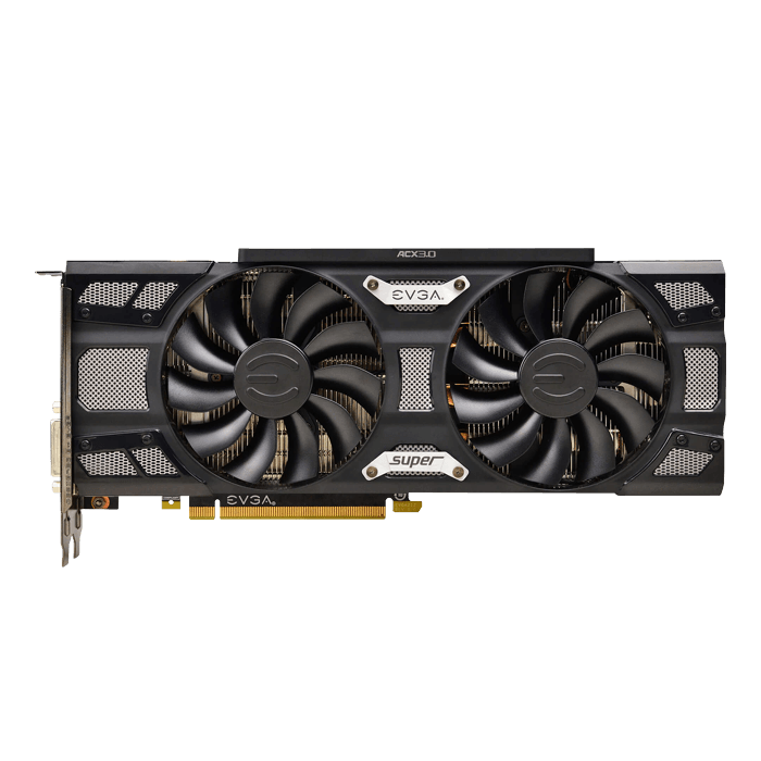 GeForce® RTX 2060 SUPER™ SC BLACK GAMING, 1470 - 1650MHz, 8GB GDDR6, Graphics Card
