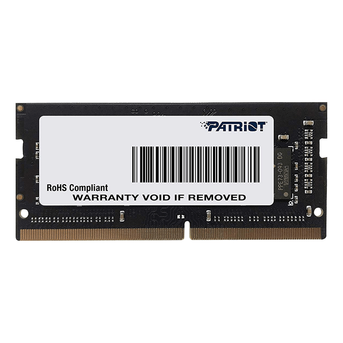 8GB Signature Line PSD48G266681S DDR4 2666MHz, Single Rank CL19 SO-DIMM Memory