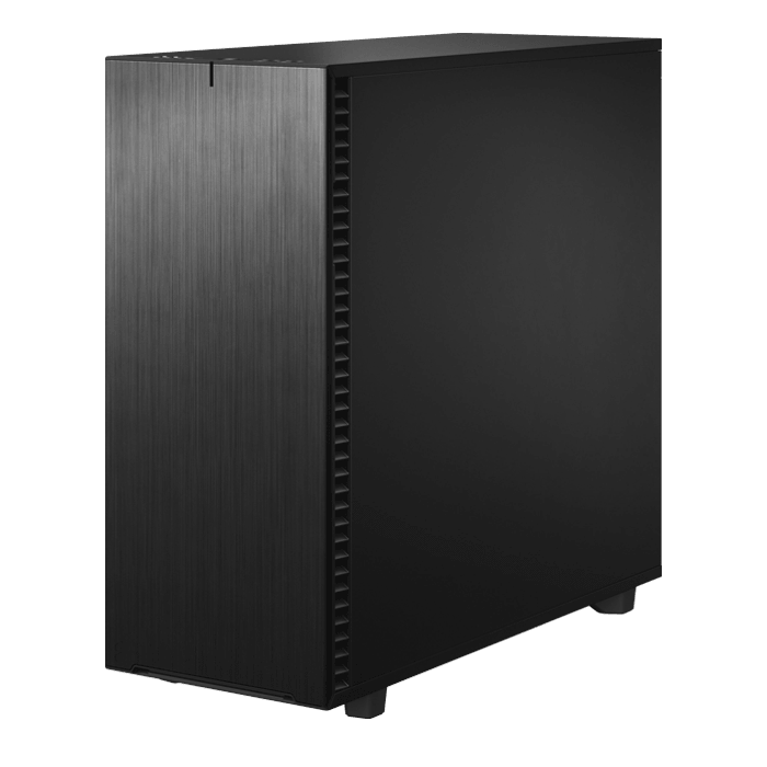 Define 7 XL Light Tempered Glass, No PSU, E-ATX, Black, Full Tower Case