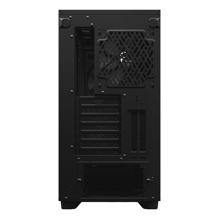 Define 7, No PSU, E-ATX, Black Mid Tower Case
